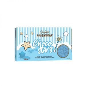 Chocostar Azzurre Linea Party Maxtris